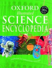 Cover of: Oxford Illustrated Science Encyclopedia