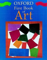 Cover of: Oxford First Book of Art (Oxford First Books) | Gillian Wolfe