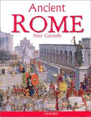 Cover of: Ancient Rome | Connolly, Peter