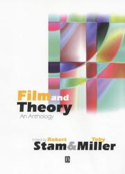 Cover of: Film and theory