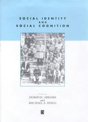 Cover of: Social identity and social cognition |
