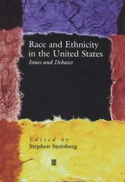 Cover of: Race and Ethnicity in the United States