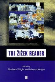Cover of: The Žižek reader