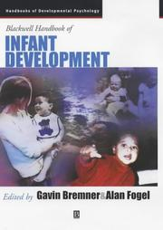 Cover of: Handbook of Infant Development