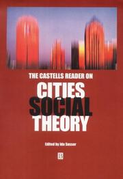 Cover of: The Castells Reader on Cities and Social Theory