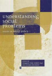 Cover of: Understanding Social Problems |