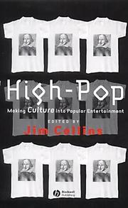 Cover of: High-Pop