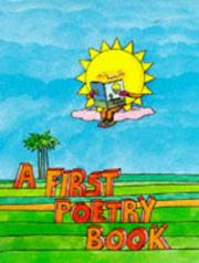 Cover of: A First Poetry Book (First Poetry Series) |