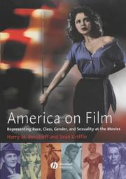 Cover of: America on Film: representing race, class, gender, and sexuality at the movies