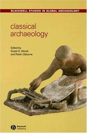 Cover of: Classical Archaeology