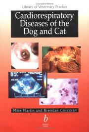 Cover of: Cardiorespiratory diseases of the dog and cat