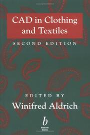 Cover of: CAD in Clothing and Textiles