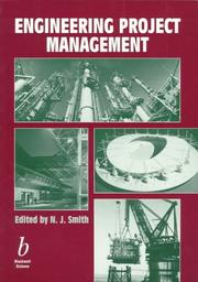 Cover of: Engineering project management |