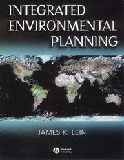 Cover of: Integrated Environmental Planning