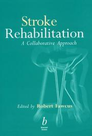 Cover of: Stroke rehabilitation |