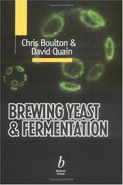 Cover of: Brewing Yeast and Fermentation | Chris Boulton