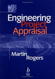 Cover of: Engineering Project Appraisal