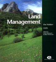 Cover of: Land management