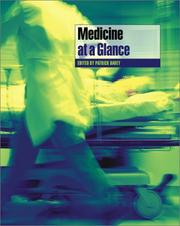 Cover of: Medicine at a glance |