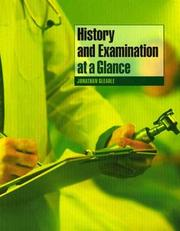 Cover of: History and Examination at a Glance (At a Glance Series (Oxford, England).)