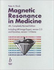 Cover of: Magnetic Resonance in Medicine | Peter A. Rinck