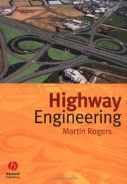 Cover of: Highway Engineering