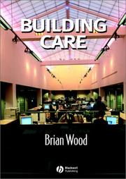 Cover of: Building Care