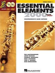 Essential Elements 2000 by Hal Leonard Corp.