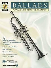 Cover of: Ballads | Hal Leonard Corp.