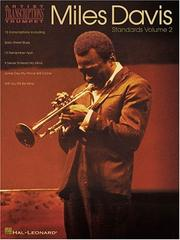 Cover of: Miles Davis - Standards Vol. 2