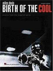 Cover of: Miles Davis - Birth of the Cool