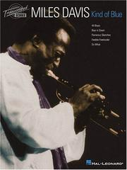 Cover of: Miles Davis - Kind of Blue