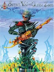 Cover of: Steve Vai - The Ultra Zone