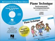 Cover of: Piano Technique Book 1 - CD | Phillip Keveren