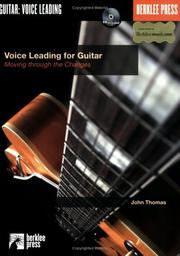 Cover of: Voice Leading for Guitar | John Thomas