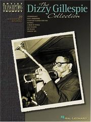 Cover of: The Dizzy Gillespie Collection: Trumpet (Artist Transcriptions)