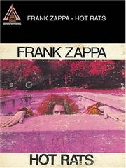 Cover of: Frank Zappa - Hot Rats