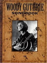 Cover of: Woody Guthrie songbook