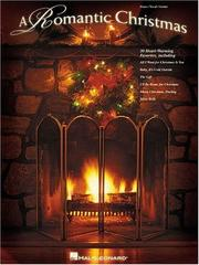 Cover of: A Romantic Christmas | Hal Leonard Corp.