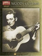 Cover of: Best of Woody Guthrie (Strum It Guitar)