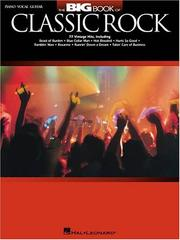 Cover of: The Big Book of Classic Rock | Hal Leonard Corp.