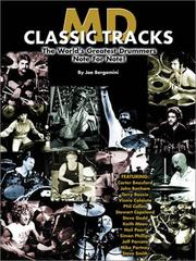 Cover of: MD Classic Tracks | Joe Bergamini