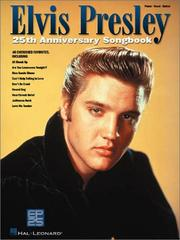 Cover of: Elvis Presley 25th Anniversary Songbook
