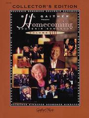 Cover of: The Gaithers - Homecoming Souvenir Songbook, Vol. 8 | Bill Gaither