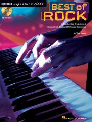 Cover of: Best of Rock