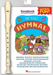 Cover of: My First Hymnal | Hal Leonard Corp.