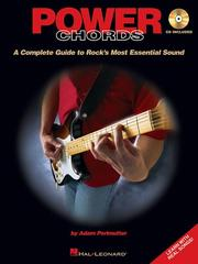 Cover of: Power Chords | Adam Perlmutter