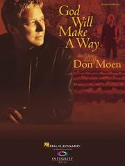 Cover of: God Will Make a Way | Don Moen