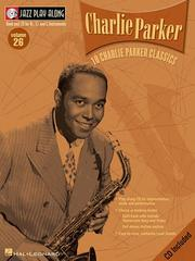 Cover of: Vol. 26 - Charlie Parker