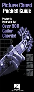 Cover of: Picture Chord Pocket Guide | Hal Leonard Corp.